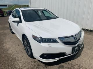 Used 2016 Acura TLX V6 Elite for sale in Red Deer, AB