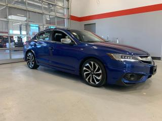 Used 2016 Acura ILX A-SPEC for sale in Red Deer, AB