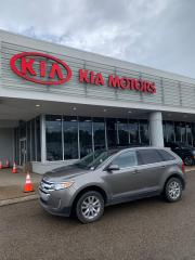Used 2013 Ford Edge Limited 4dr AWD Sport Utility Vehicle for sale in Edmonton, AB