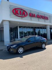 Used 2016 Mazda MAZDA3 GX 4dr FWD Sedan, for sale in Edmonton, AB