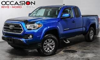 Used 2017 Toyota Tacoma SR5 V6 4x4 MAGS+BLUETOOTH+CAM.RECUL for sale in Boisbriand, QC
