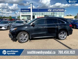 Used 2016 Acura MDX ELITE/AWD/PRE COLLISION/LANE ASSIST for sale in Edmonton, AB