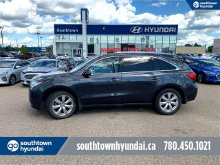 Used 2017 Acura MDX ELITE 6 PASS/AWD/DVD PLAYER/PRE COLLISION/LANE ASSIST for sale in Edmonton, AB