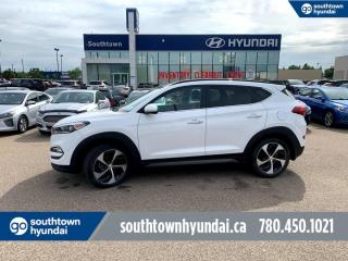 Used 2016 Hyundai Tucson LIMITED/1.6 TURBO/NAVI/LBLIND SPOT/PANO ROOF for sale in Edmonton, AB