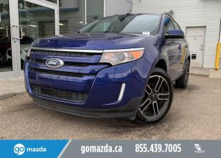 Used 2013 Ford Edge SEL - FWD, LEATHER, BLUETOOTH, HEATED SEATS, GREAT PRICE! for sale in Edmonton, AB