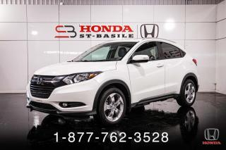 Used 2016 Honda HR-V EX-L + AWD + CUIR + TOIT + WOW ! for sale in St-Basile-le-Grand, QC