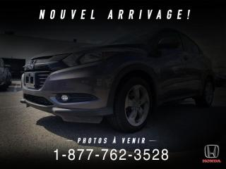 Used 2016 Honda HR-V EX + AWD + TOIT + WOW ! for sale in St-Basile-le-Grand, QC