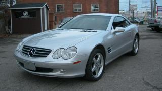 Used 2003 Mercedes-Benz SL-Class 5.0L for sale in Oshawa, ON