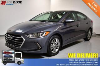 Used 2017 Hyundai Elantra GL for sale in Mississauga, ON