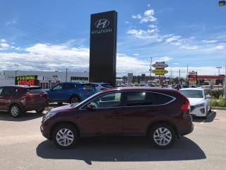 Used 2015 Honda CR-V EX for sale in North Bay, ON