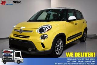 Used 2014 Fiat 500 L Trekking for sale in Mississauga, ON