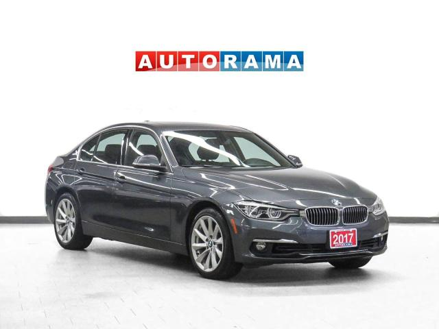 2017 BMW 330xi xDrive Navigation Leather Sunroof