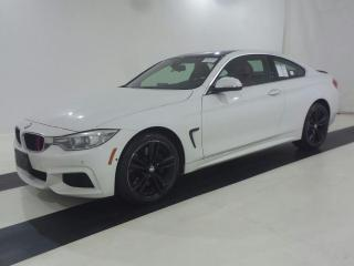 Used 2015 BMW 4 Series 435i xDrive for sale in Barrie, ON