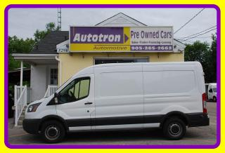 Used 2016 Ford Transit 250 Mid Roof, Long Cargo Van, Loaded for sale in Woodbridge, ON