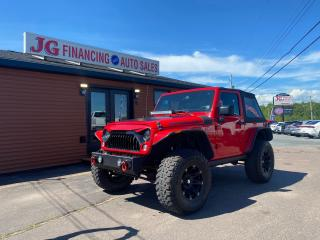 Used 2017 Jeep Wrangler Big Bear for sale in Millbrook, NS