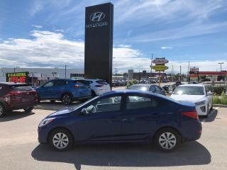 Used 2016 Hyundai Accent GL for sale in North Bay, ON