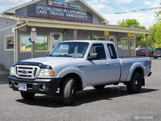 Used 2011 Ford Ranger XL,TRAILER HITCH,NEW BRAKES ALL AROUND for sale in Orillia, ON