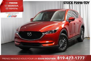Used 2017 Mazda CX-5 GS *INTÉGRALE*  HAYON ÉLECTRIQUE for sale in Drummondville, QC