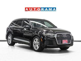 Used 2017 Audi Q7 Quattro Technik Nav Leather Sunroof 360 Camera for sale in Toronto, ON