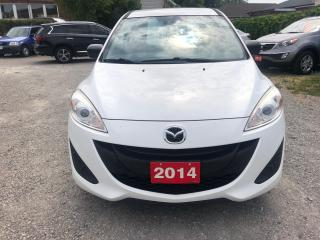 Used 2014 Mazda MAZDA5 GS for sale in Hamilton, ON