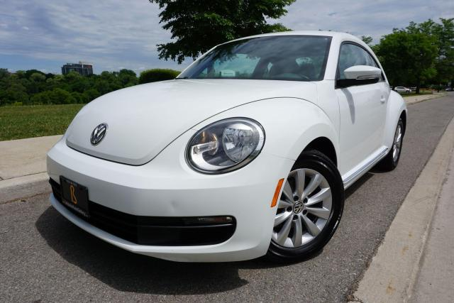 2014 Volkswagen Beetle LOW KM'S / NO ACCIDENTS / FUN TO DRIVE