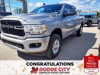 New 2020 RAM 3500 Big Horn for sale in Saskatoon, SK