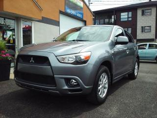 Used 2012 Mitsubishi RVR traction intégrale SE for sale in St-Charles-Borromée, QC