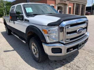 Used 2011 Ford F-350 XL | Chrome Grill | for sale in Harriston, ON