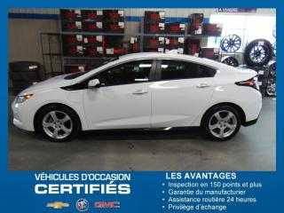 Used 2017 Chevrolet Volt 2LT for sale in Amos, QC