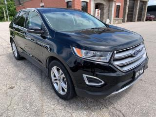 Used 2018 Ford Edge Titanium | Bluetooth | Navigation for sale in Harriston, ON