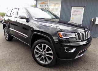 Used 2018 Jeep Grand Cherokee **LIMITED,FULL EQUIPÉ,GROUPES LUX*** for sale in Longueuil, QC