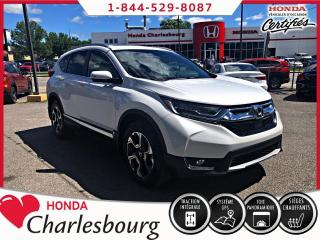 Used 2019 Honda CR-V TOURING AWD ****66 KM**** for sale in Charlesbourg, QC