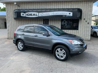 Used 2010 Honda CR-V EX for sale in Mount Brydges, ON
