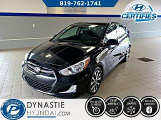 Used 2017 Hyundai Accent SE for sale in Rouyn-Noranda, QC