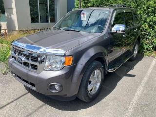 Used 2012 Ford Escape XLT AWD for sale in Repentigny, QC