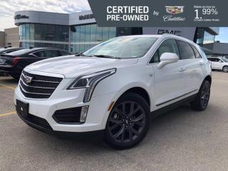Used 2018 Cadillac XT5 Luxury AWD | Black Ice Package | Ultraview Sunroof for sale in Winnipeg, MB
