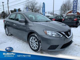 Used 2016 Nissan Sentra ** SV ** for sale in Victoriaville, QC