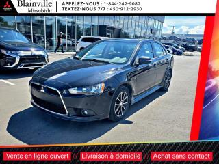 Used 2015 Mitsubishi Lancer GT CUIR + TOIT-OUVRANT + 710 WATTS for sale in Blainville, QC