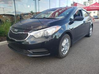 Used 2016 Kia Forte *LX*BLUETOOTH*LECTEUR CD* for sale in Québec, QC