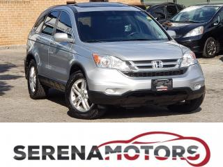 Used 2010 Honda CR-V EX-L | AWD | FULLY LOADED | NO ACCIDENTS for sale in Mississauga, ON