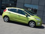 Photo of Green 2011 Ford Fiesta