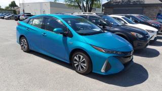 Used 2019 Toyota Prius Prime UPGRADE (CUIR+ECRAN)ELECTRIQUE BRANCHABL for sale in Sherbrooke, QC