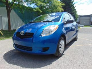 Used 2007 Toyota Yaris *******A/C********5 VITESSES******* for sale in St-Eustache, QC