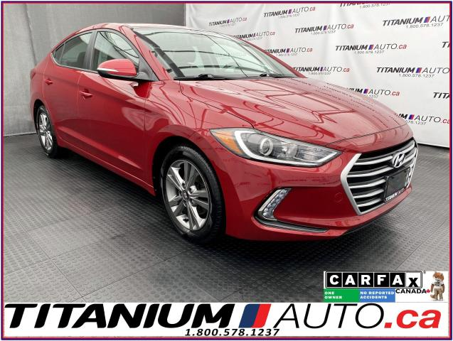 2017 Hyundai Elantra GL+Camera+Blind Spot+Apple Play+Heated Seats & Whe