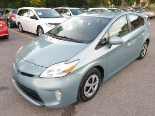 Used 2013 Toyota Prius HB for sale in Brampton, ON