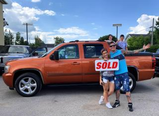 Used 2007 Chevrolet Avalanche LT1 for sale in Guelph, ON