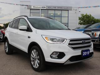 Used 2019 Ford Escape SEL FORD CERTIFIED PRE-OWNED   CLEAN CARFAX for sale in Winnipeg, MB