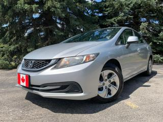 Used 2013 Honda Civic LX for sale in Guelph, ON