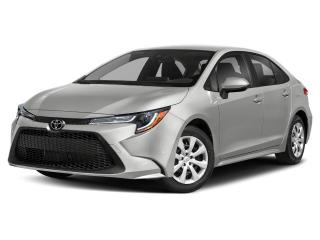 New 2020 Toyota Corolla LE DEMO UNIT W/ REMOTE START for sale in Winnipeg, MB