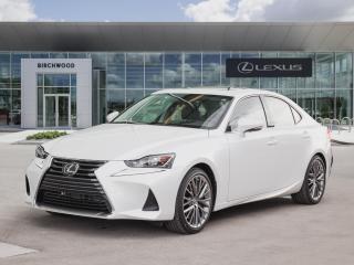 New 2020 Lexus IS 300 Luxury for sale in Winnipeg, MB